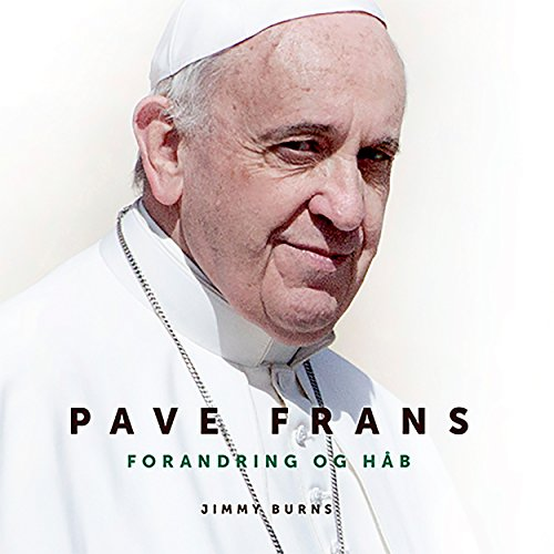 Pave Frans audiobook cover art