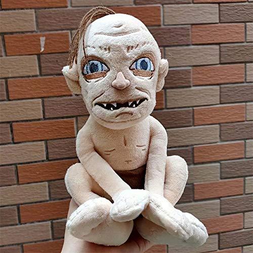 dingtian Kuscheltier Puppe Gollum Sammler Plüsch Puppenspielzeug 24cm