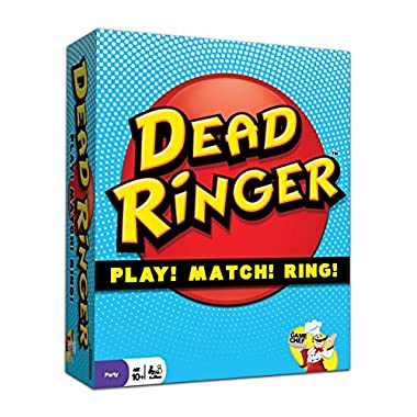Dead Ringer - Fun Family Games - Perfect for Parties and Groups - for All Ages