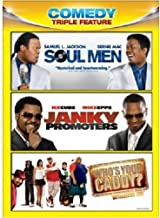 Comedy Triple Feature: Soul Men / Janky Promoters / Who's Your Caddy