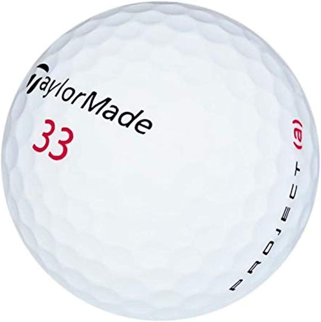 GolfBallHero Taylormade Project A Near Recycled Golf Mint Balls shipfree Cheap mail order specialty store
