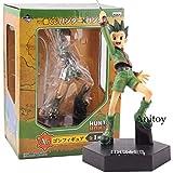 Romantic-Z Hunter X Hunter Figura Gon Freecss / Killua Zoldyck Gon Hunter PVC Anime Figura de colección Modelo de Juguete, Gon Freecss con Caja