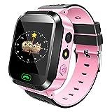 Smartwatch para niños, localización de GPRS +...