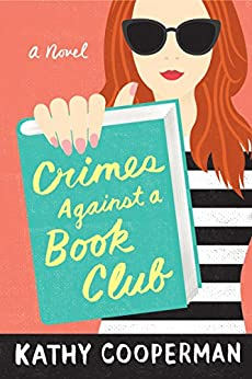 Crimes Against a Book Club by [Kathy Cooperman]