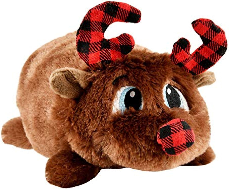 Fattiez Reindeer Plush Holiday Dog Toy (Large)