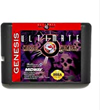 Taka Co Ultimate Mortal Kombat 3 16 bit SEGA MD Game Card For Sega Mega Drive For Genesis, Try It Now