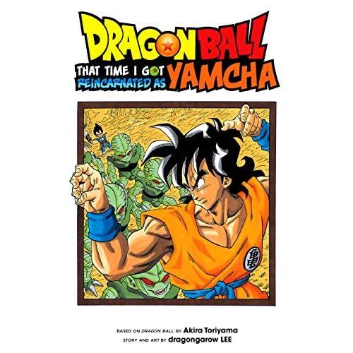 Dragon Ball: That Time I Got Reincarnated as Yamcha! (English Edition)