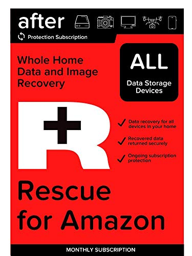 Rescue Monthly Whole Home Data and Image Recovery [Subscription] backup