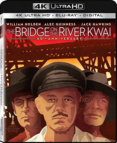 The Bridge on the River Kwai: 60th Anniversary (4K Ultra HD + Blu-ray + Digital)
