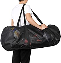 Oumers Mesh Dive Bag, Extra Large Mesh Travel Duffle for Scuba Diving and Snorkeling Gear & Equipment - Dry Bag Hold Mask, Fins, Snorkel, and More