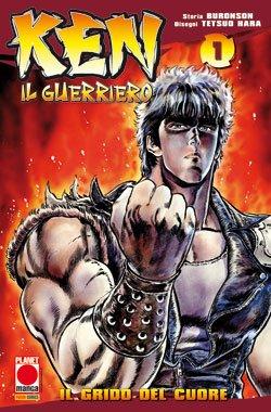 Ken il guerriero 1 - ristampa