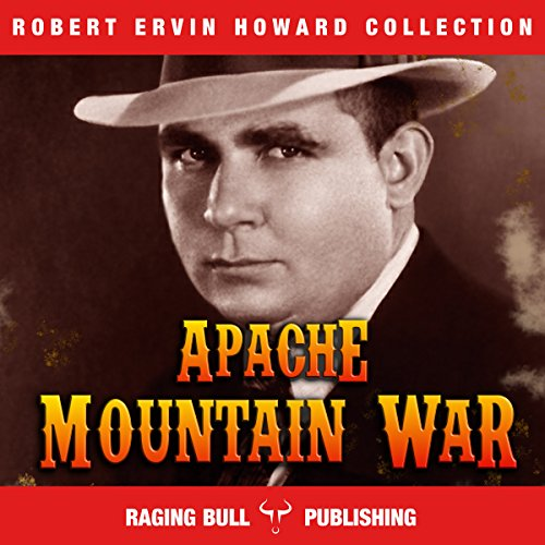 Apache Mountain War audiobook cover art