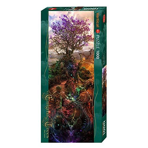 Heye HY29910 Magnesium Tree, Andy Thomas Puzzle, Black