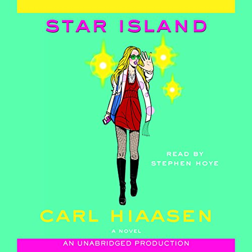 Star Island audiobook cover art