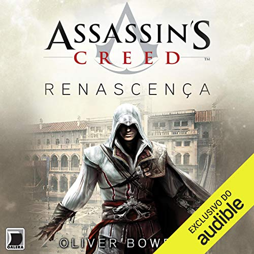 Renascença - Assassin's Creed - vol. 1 [Portuguese Edition] audiobook cover art