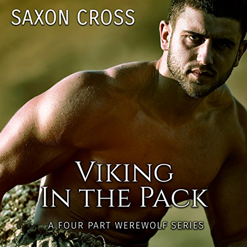 Viking in the Pack: Four-Part Werewolf Series audiobook cover art