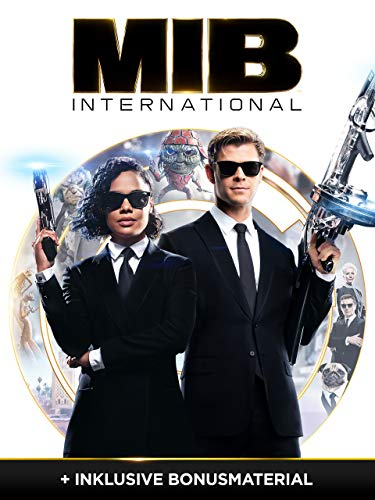 Men in Black: International (Inkl. Bonusmaterial) [dt./OV]