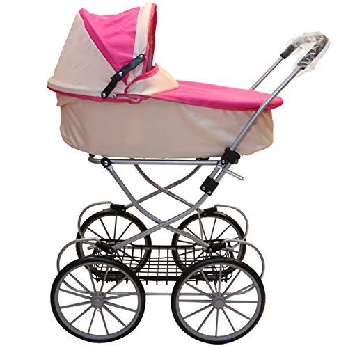 Speelgoed 9673/HP#2&Beige#U005 - Puppen Kinderwagen Retro, Schreibwaren