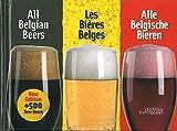 Les Bières Belges - Edition Français-Anglais-Flamand