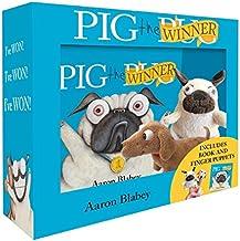 Pig the Winner + Finger Puppets