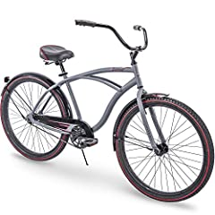 An exclusive: Ideal for ages 13 and up, and a minimum rider height of 5 feet; Huffy's exclusive Perfect Fit Frame makes this the most comfortable bike you'll ever ride This design delivers more comfort and that means more fun and a better ride; it pl...