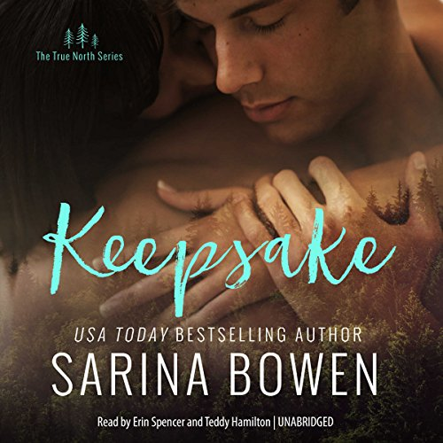 Keepsake audiobook cover art