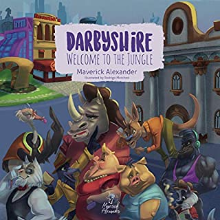 Darbyshire: Welcome to the Jungle audiobook cover art
