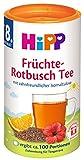 HiPP Früchte-Rotbusch Tee zahnfreundlich, 6er Pack (6 x 200 g)