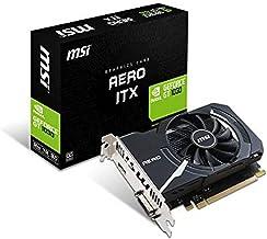 MSI GT 1030 AERO ITX 2GD4 OC GeForce GT 1030 2GB GDDR4 Graphics Card