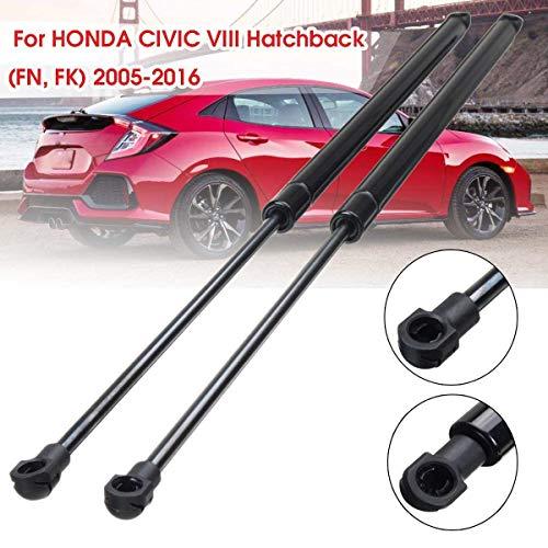 Without brand Yxa-BGS, Auto-hintere Kofferraum Boot-Shock Aufzug Bein Struts Unterstützung Bar Rod Gasfeder Sitz for Honda Civic VIII 2005-2016 for Nissan Sentra