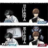 ABYstyle - Death Note Mugs (Black Heat Change)