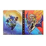 Porta Carte Pokemon Album Cartella Raccoglitore Libro 30 Pagine 240 capacità di Carte (K-26)
