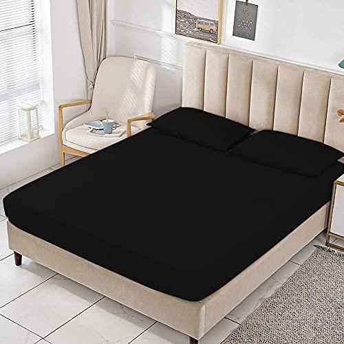 Spannbettlaken für Einzelbetten, 25 cm...