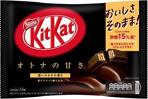 ネスレ日本 キットカット ミニ オトナの甘さ 14枚 ×6袋