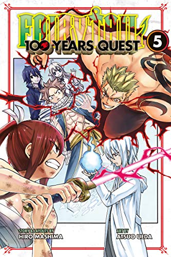 Fairy Tail: 100 Years Quest Vol. 5