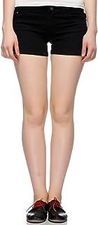 Fasnoya Women's Shorts (so27_Black_28)