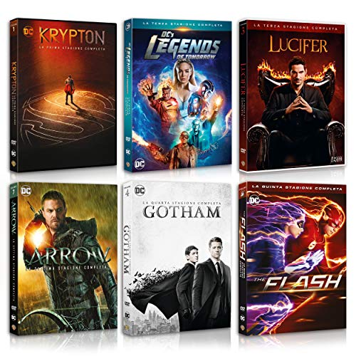Speciale Serie TV DC Comics