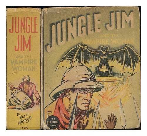 Jungle Jim and the vampire woman / by Alex Raymond