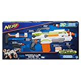 Nerf Modulus ECS-10 et Flechettes Nerf Modulus Officielles