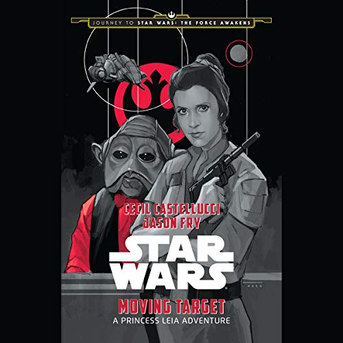 Star Wars: Moving Target audiobook cover art