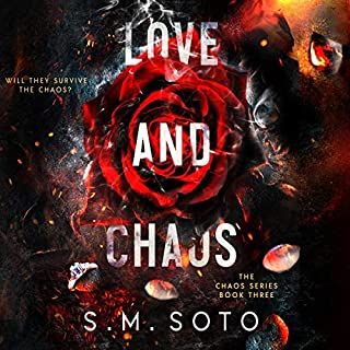 Love and Chaos audiobook cover art