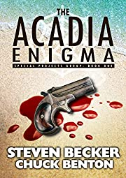 The Acadia Enigma (Special Projects Group Book 1)