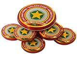 Golden Star Balm Cao Sao Vang - Vietnamese All Natural Aromatic Balsam Medicinal Ointment