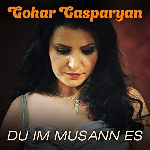 Gohar Gasparyan