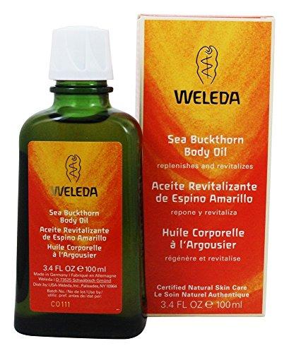 Weleda Sea Buckthorn Body Oil (1x3.4 Ounce)