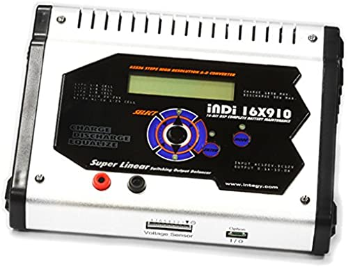 Integy RC Model Hop-ups E2075 Indi 16X910 Multifunction All-In-One AC DC 180W Balance Charger
