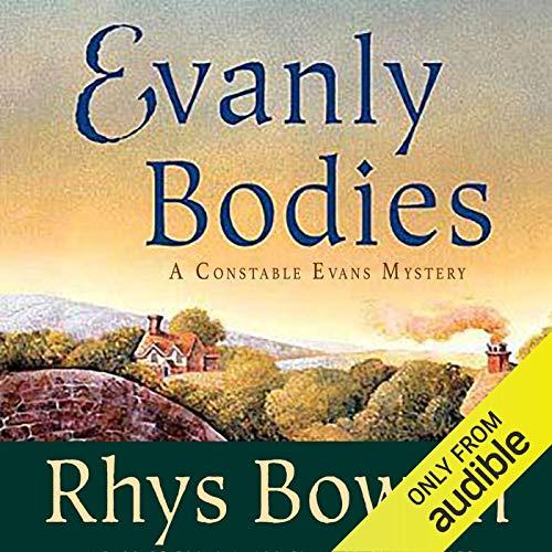 『Evanly Bodies』のカバーアート