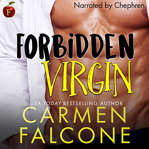 Forbidden Virgin audiobook cover art