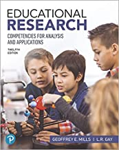 Educational Research: Competencies for Analysis and Applications (12th Edition)