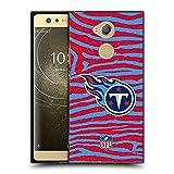 Head Case Designs sous Licence Officielle NFL Empreinte de zèbre Tennessee Titans Art Coque Noir en...